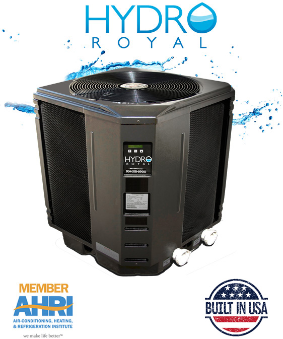 Hydro Royal Swimming Pool Heat Pump